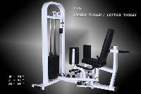 Inner and Outer Thigh Exercise Machine
