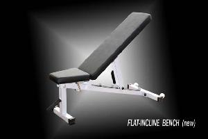 Flat Incline Bench(new)