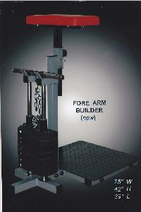 Fore Arm Builder With Base
