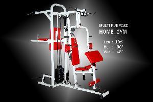 Multipurpose home gym