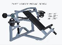 Plate Loaded Incline Bench