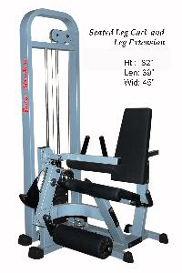 Seated Leg Curl & Extension Machine