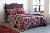 Designer Linen Bed Sheet