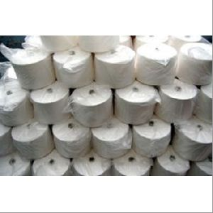 30s Polyester Spun Non Virgin Yarn