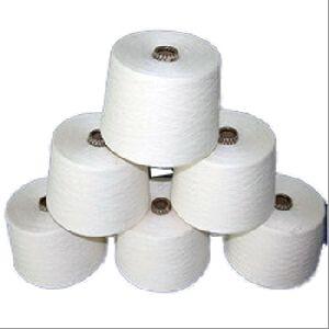 50s Polyester Spun Non Virgin Yarn