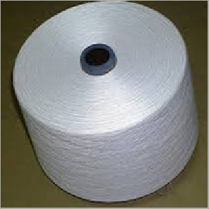 50s Polyester Spun Virgin Yarn