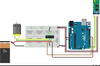 Remote Speed Control Of Dc Motor