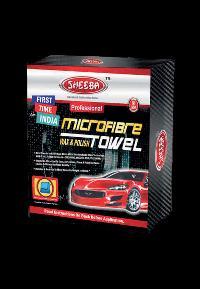 Sheeba Car Microfiber Towels