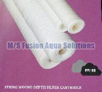 Wound Cartridge Filter