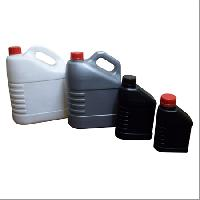 Lubricant Oil Plastic Bottle