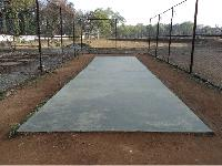 Cemented Cricket Pitch Construction