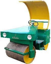 Cricket Pitch Electric Roller (3 Ton Capacity)