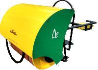 Cricket Pitch Petrol Cum Electric Roller(1 ton capacity)