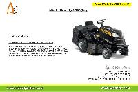 Ride-on-mower By Stiga