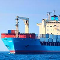Sea Shipping Services