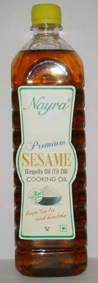 Crude Sesame Oil