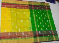 Centre Buta Pure Silk Saree