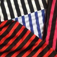 Cotton Auto Stripe Fabric