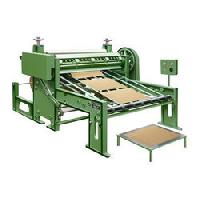 Sheeting And Cutting Machine