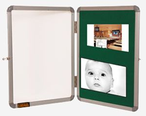 Deluxe Cover Notice Boards