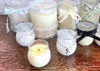 Homemade Aromatic Candles