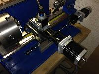 CNC Lathe Machine Retrofitting