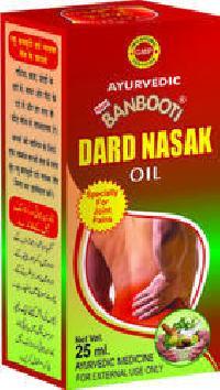 Ayurvedic Banbooti Dard Nasak Oil