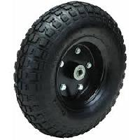 Pneumatic Rubber Tyre Wheel