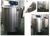 Butter Oil Melting Tanks