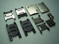 Sim Card Connectors