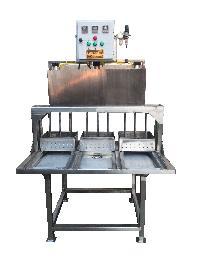 Triple Head Paneer Press Machine
