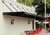 Metal Roof Canopy