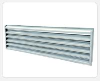 Louvers Pre Fabricated Building