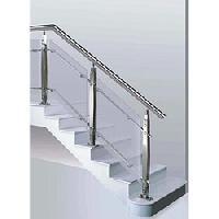 Stainless Steel Stair Railing In Tamil Nadu
