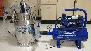 Alfa Tech Mini Portable Milking Machine-best Seller