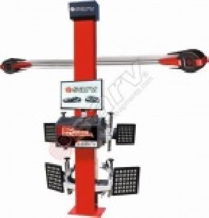 3D-STLCM Wheel Alignment Machine