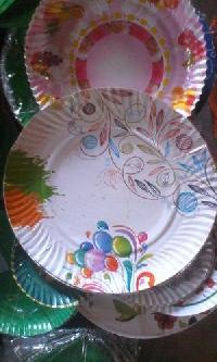 White Back Plates