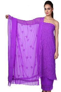 Lucknowi Suit Fabric