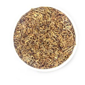 Halmari Gold Golden Tips Loose Leaf Tea