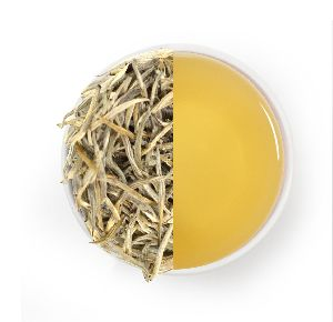 Halmari Gold Silver Needles Loose Leaf Tea