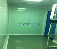 Clean Room Partition System