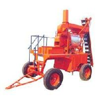 Mobile Hot Mix Plant (6-10 Tph)
