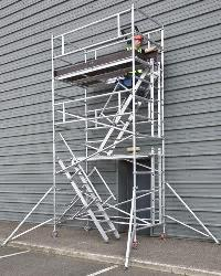 Stairway Mobile Scaffold Tower
