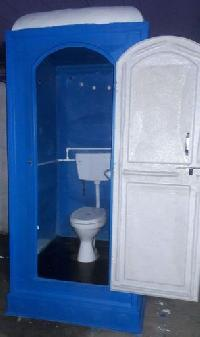 Single Portable Western Toilet