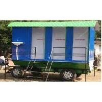 Mobile Toilet Van 6-seater