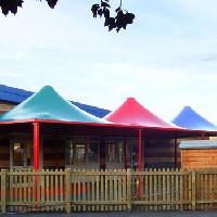 Gazebo Tensile Structures