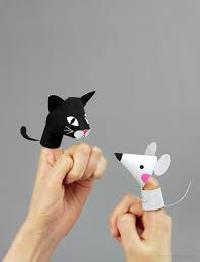 Domestic Animal Puppets