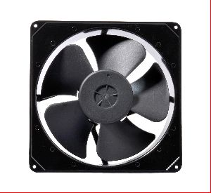 AC Axial Exhaust Blower Cooling Rotary Fan