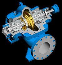 Horizontal Axial Split Case Pump