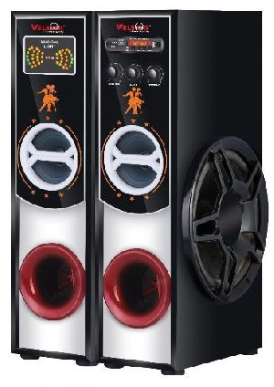 Tower Speakers 2.0 Stereo System
